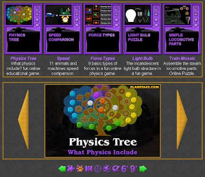 Физични Мозайки Онлайн Игри