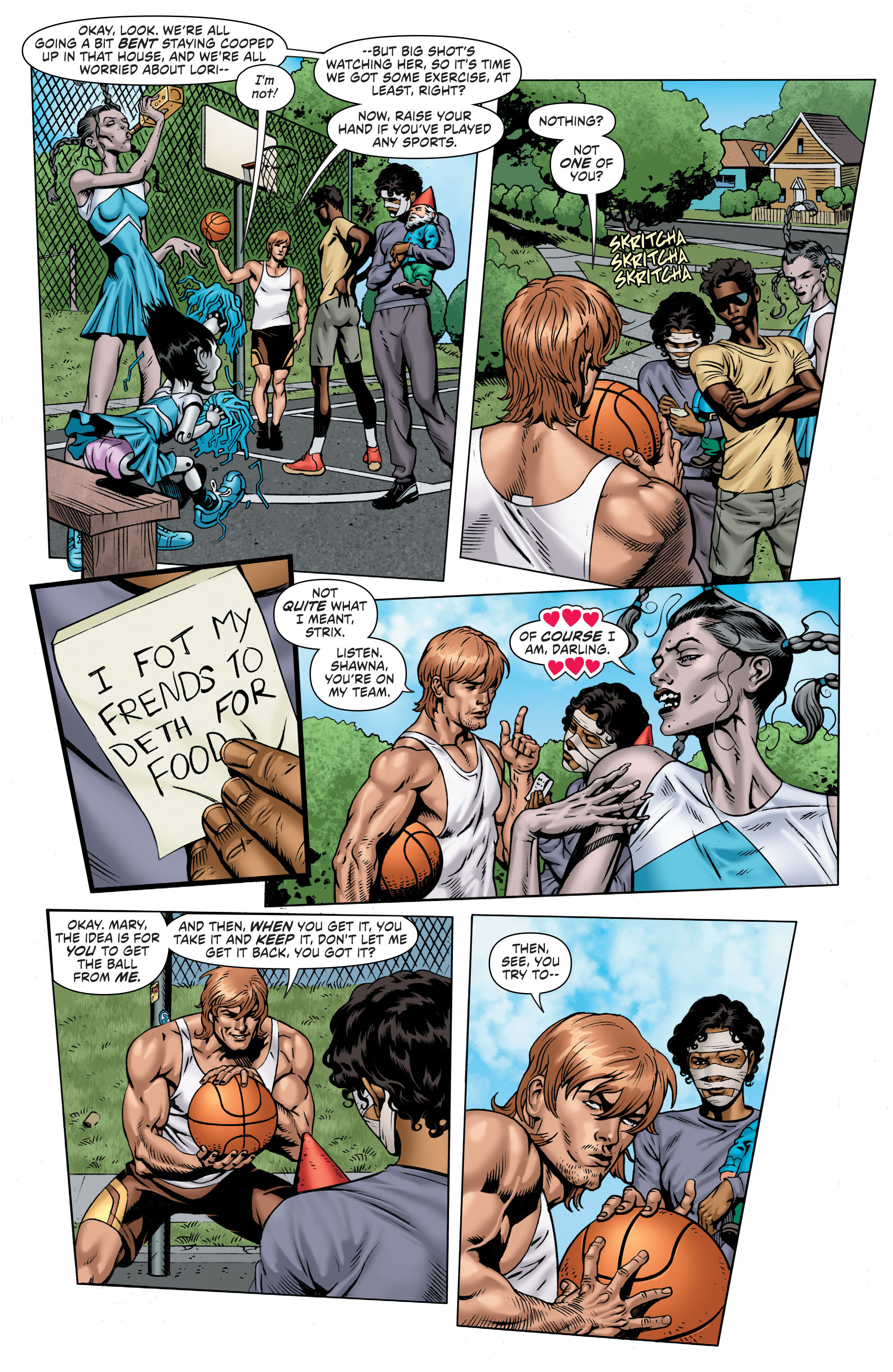 Read online Secret Six (2015) comic -  Issue #7 - 10