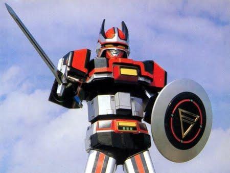robot bioman