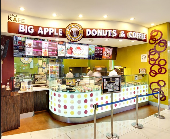 big apple donut coffee Coffee, donut / doughnut, fast food, smoothies regular $085 regular $085 her majesty cappuccino chocolate, white chocolate, dark chocolate,coffee cream.