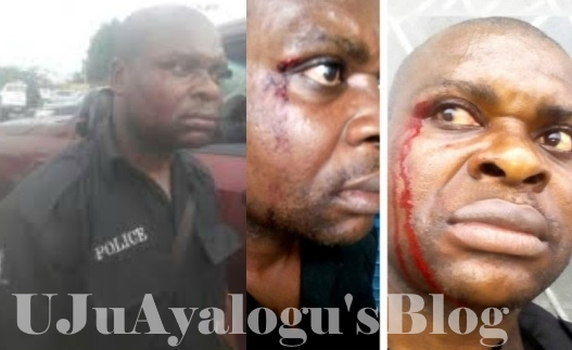 See Photos..Show of power : Amaechi escapes death in Port Harcourt (See Details)