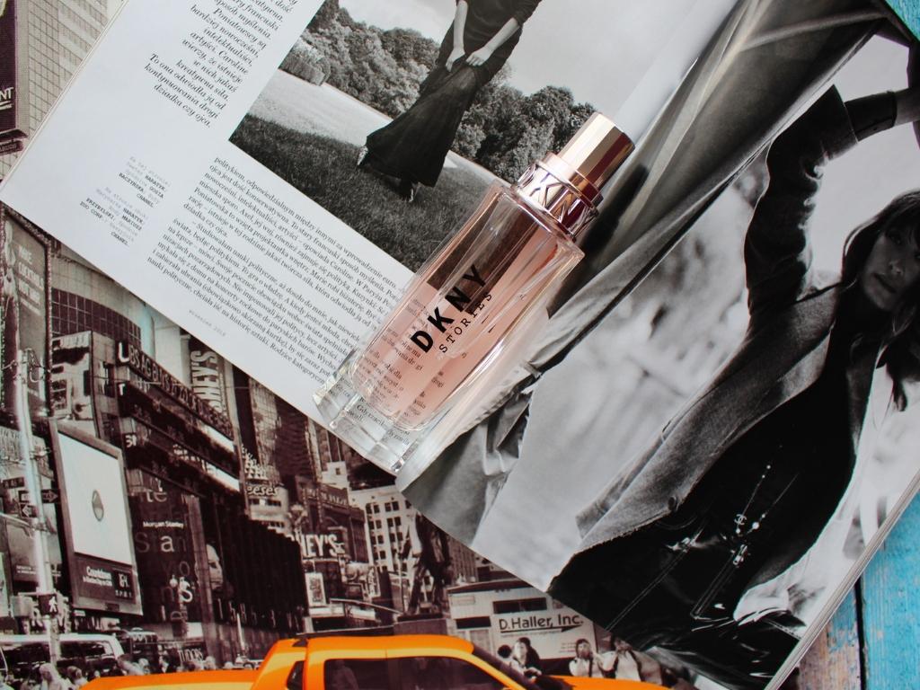 Poczuj klimat Nowego Jorku z DKNY STORIES