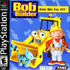 Bob The Builder - Can We Fix It  - PS1 - ISOs Download
