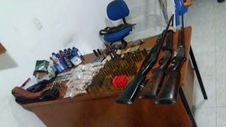 Suspeitos de ataques a bancos são presos com explosivos em Itaporanga
