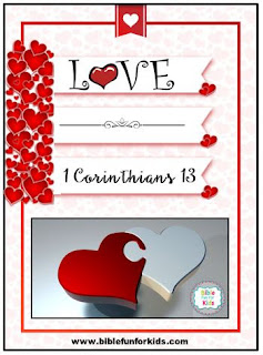 http://www.biblefunforkids.com/2013/05/34-love-in-1-corinthians-13.html