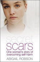 Cover of book: Secret Scars by Abbie Robson