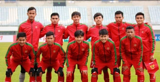 Kualifikasi Piala Asia U-19 2018: Indonesia Kalah Telak 1-4 dari Malaysia
