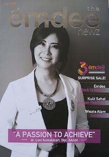 majalah bulletin emdee newz
