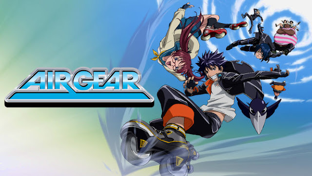 Air Gear Sub Indo