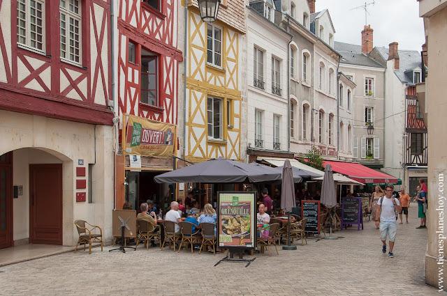 Ciudades Loira Orleans que ver viaje Bretaña Normandia turismo
