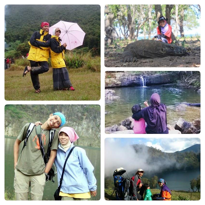 Wonderful Indonesia - Belajar Mencintai Indonesia dari Puncak Gunung Hingga Dasar Lautan