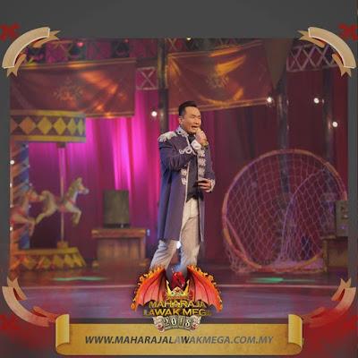 Video Penuh Maharaja Lawak Mega 2018 Minggu 2