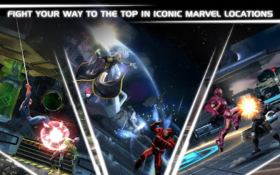 arvel Contest of Champions MOD APK + DATA3