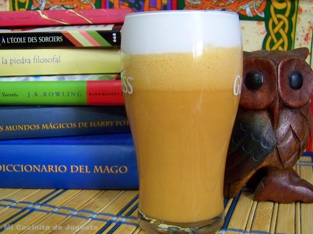 Butterbeer, la Cerveza de Mantequilla de Harry Potter