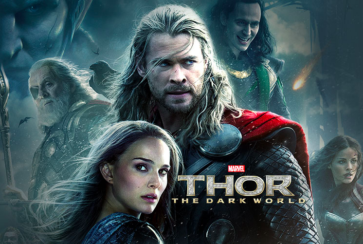 The Wertzone: The Great Marvel Rewatch: Thor - The Dark World