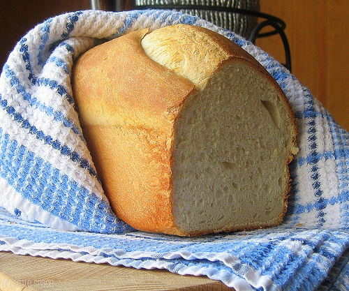 how to make bread stale quickly