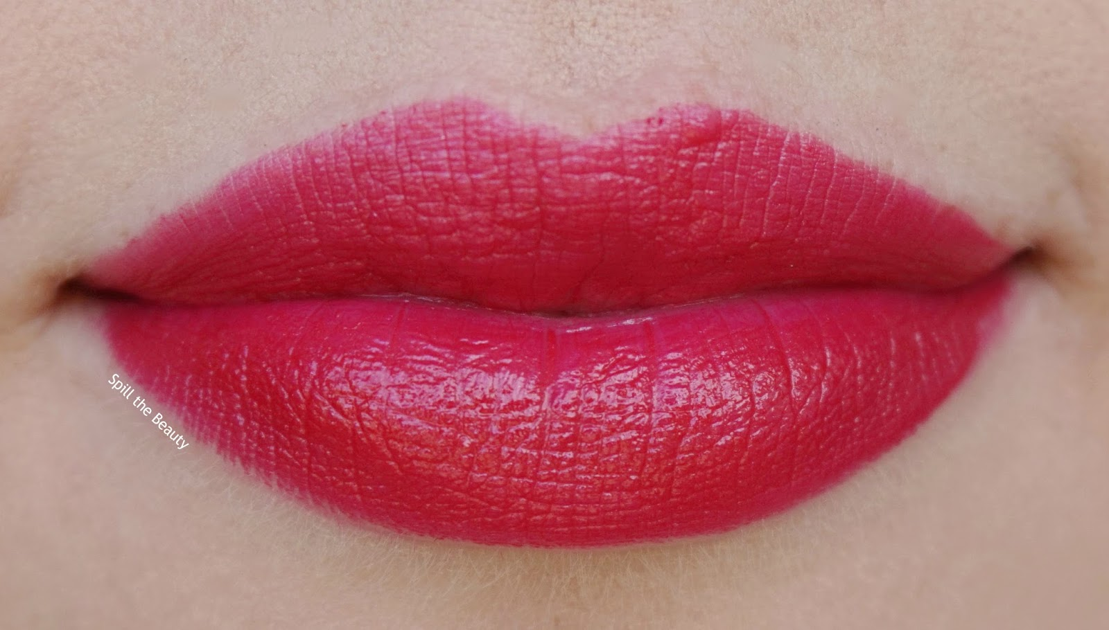 Mac Fashion Pack Collection by special order lipstick swatch