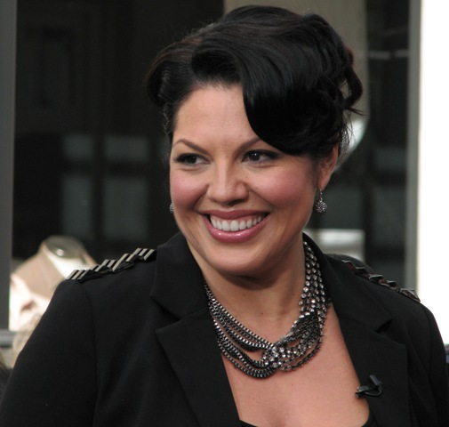 Sara Ramirez Marries Ryan Debolt - CelebMagnet