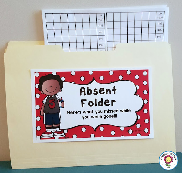 Absent Folders Create-Abilities