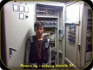melayani pembuatan panel listrik area tangerang