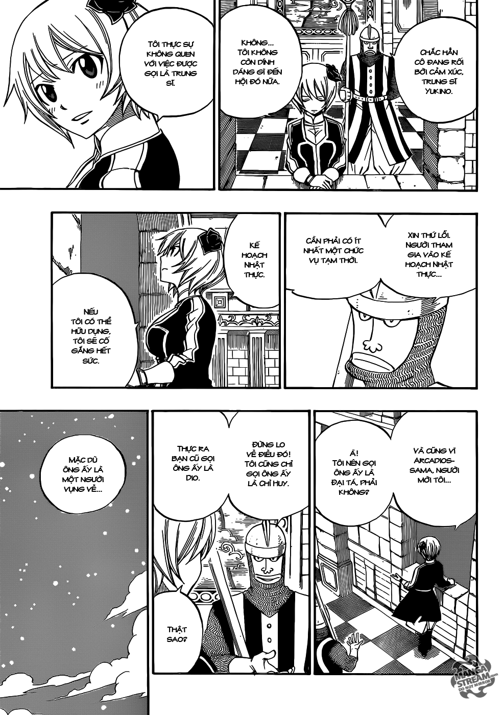 Fairy Tail chap 297 trang 13