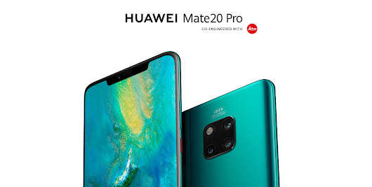 Huawei bringing the Mate 20 Pro to Canada ~ Android Coliseum