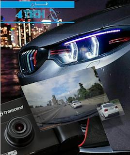 كاميرا السيارة Transcend DrivePro 550