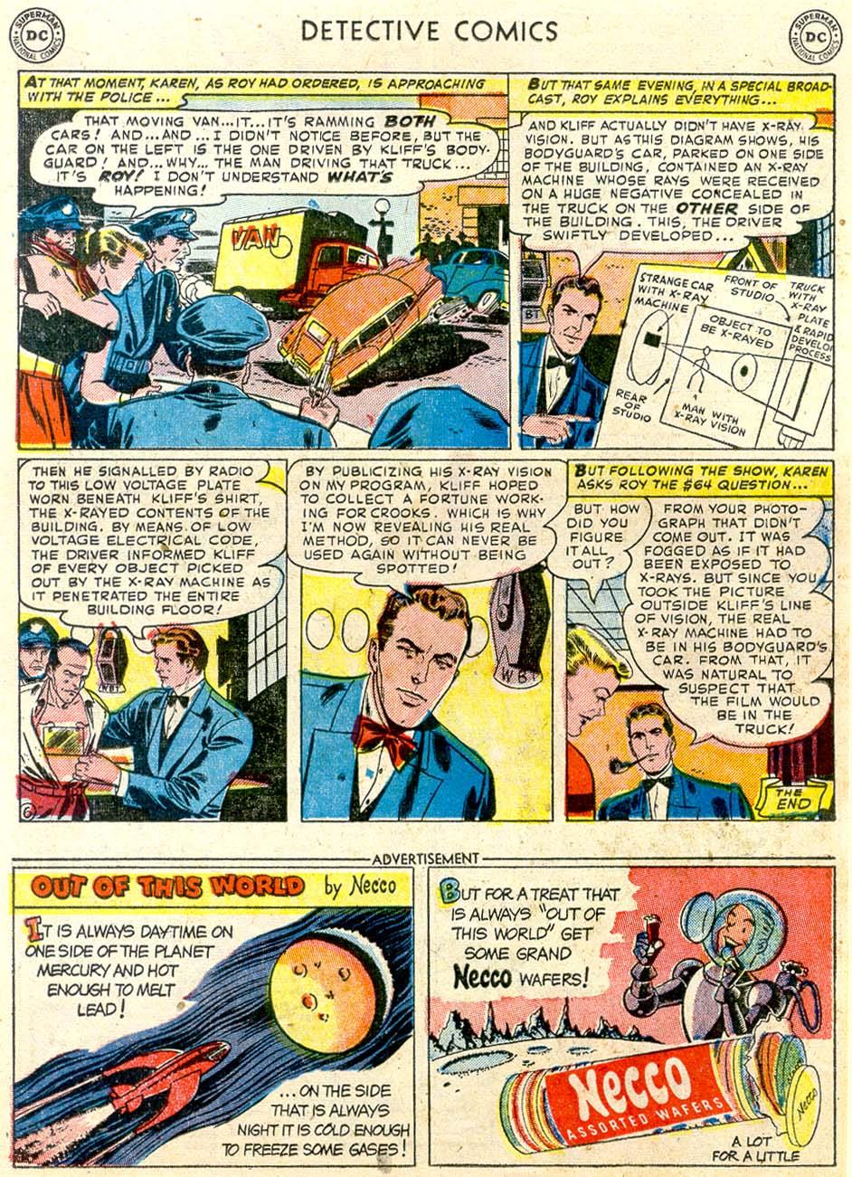 Detective Comics (1937) 178 Page 19