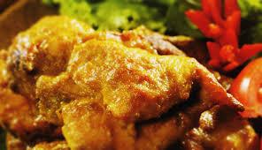 resep dan bumbu ayam panggang bumbu kuning