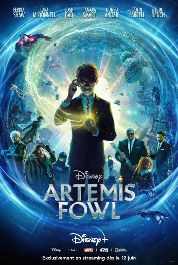 Artemis Fowl [HDRip] [Streaming] [Telecharger]