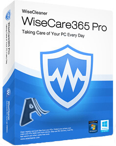Wise Care 365 Pro - All-in-one program that includes several utilities to clean and optimize your computer.