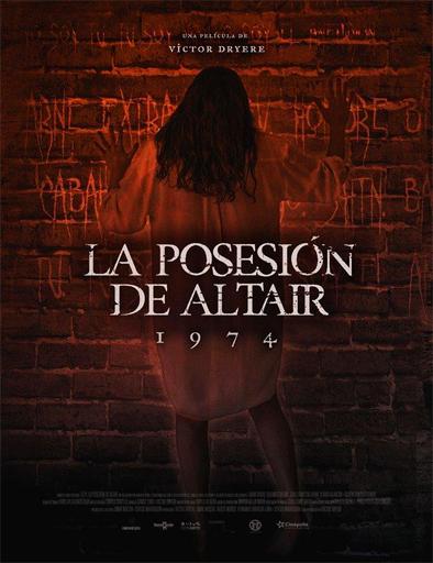 Ver 1974: La posesión de Altair (2016) Online
