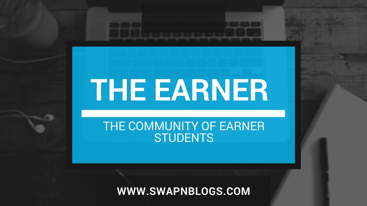 THE EARNER:the community of students