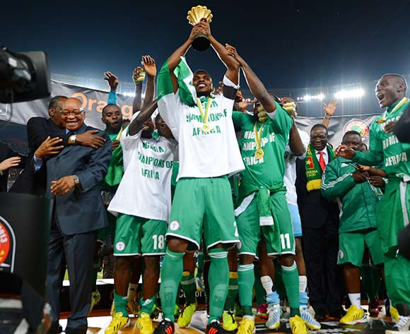 afcon+champ+1 - Good moment of Super Eagles- Photos