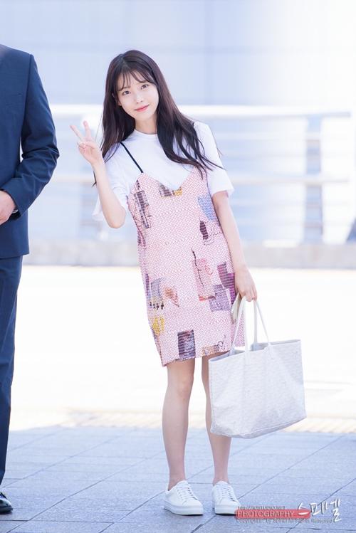 Korean Actress Fashion Clothes