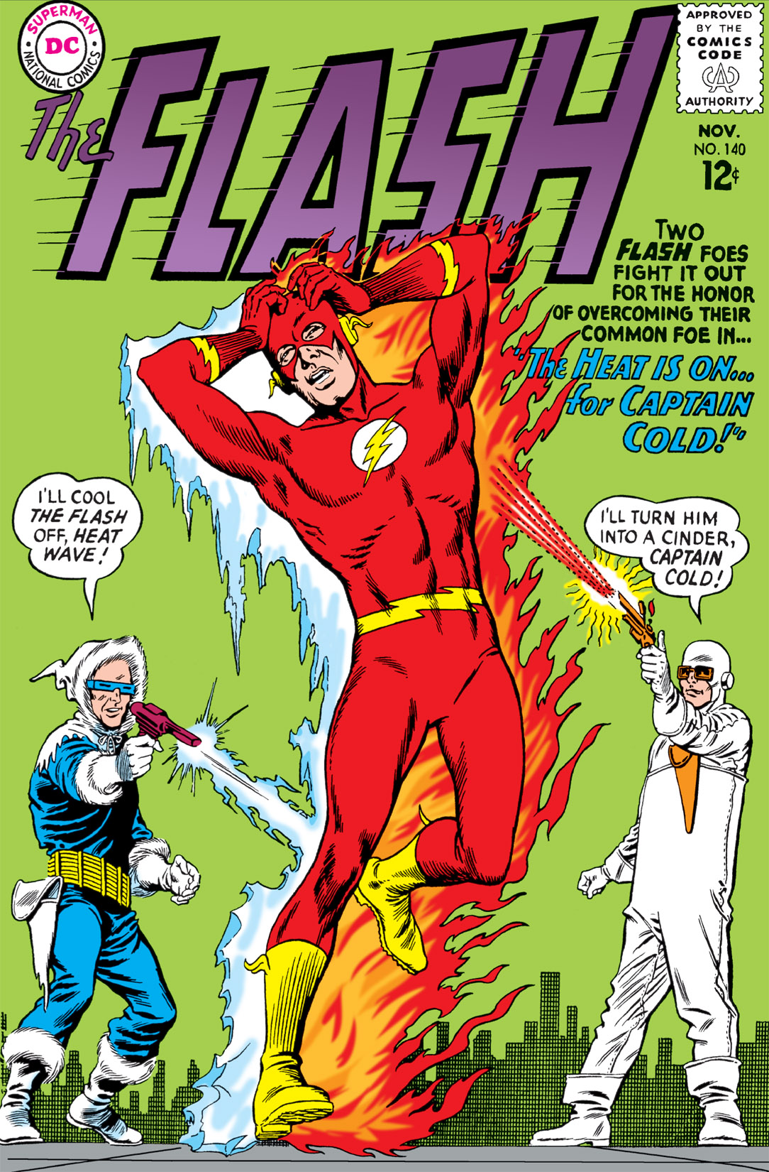 The Flash (1959) 140 Page 1
