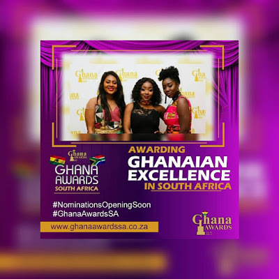 Nominations open for Ghana Awards South Africa