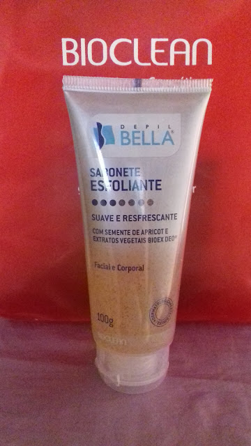 esfoliante depil bella - belanaselfie