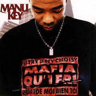 Manu Key - Manu Key (1998) (Francia)
