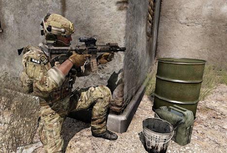 Arma3へデルタフォース ユニットを追加するMOD