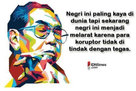 kutipan gusdur indonesia negara paling kaya di dunia