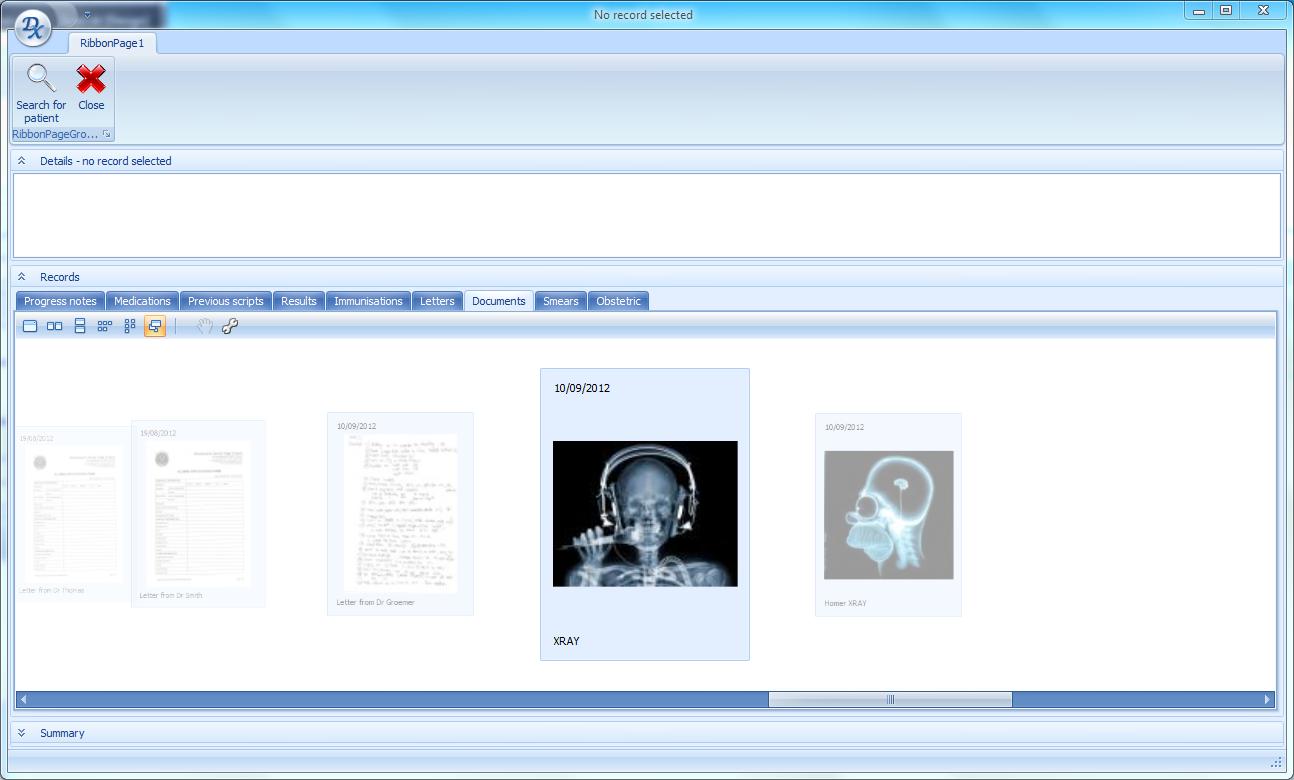 Scan OCR Create seachable PDF   VBDXMedical