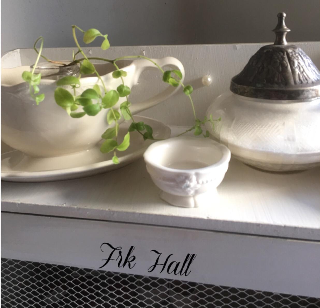 Frk Hall: Køkken skab til olier