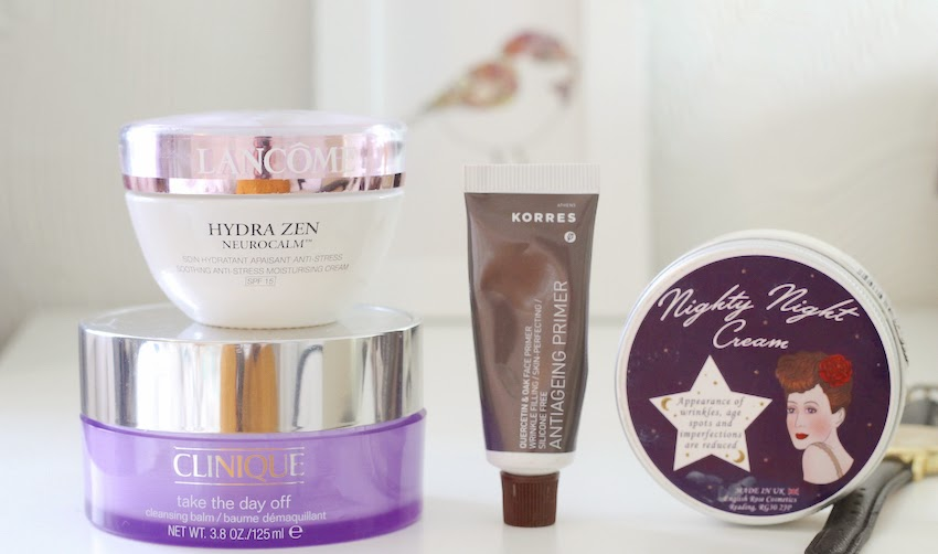 Current Skin Care Favourites