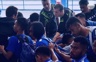 Daftar 21 Pemain Persib Bandung Kontra Persiwa di Cilacap