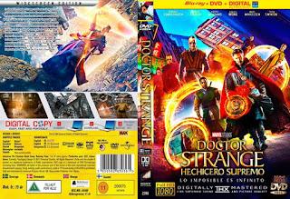Doctor Strange V2 Maxcovers
