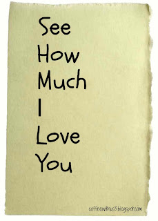 See How Much I Love You