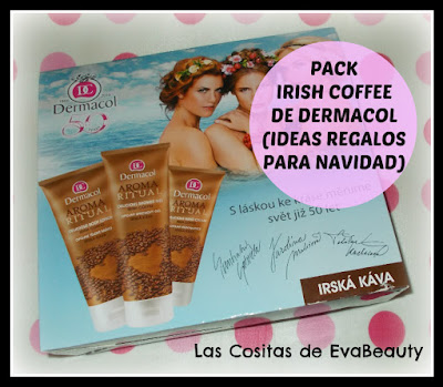 Ideas para regalar en Navidad: Pack Irish Coffee de Dermacol