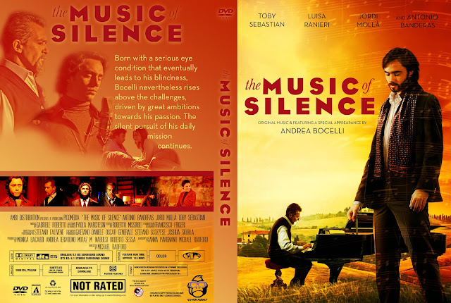 The Music Of Silence DVD Cover