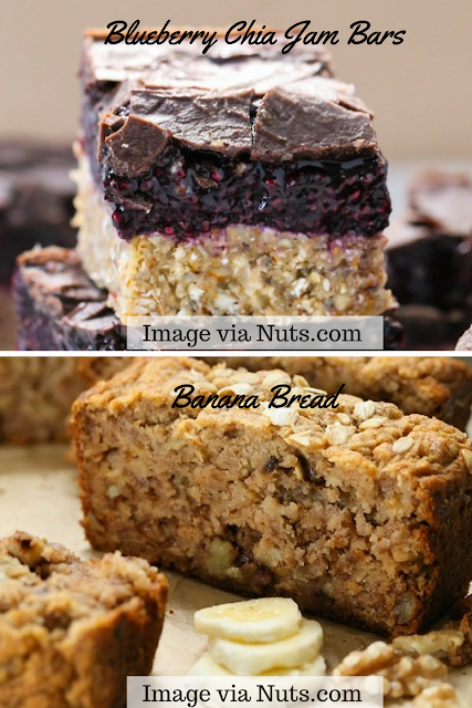 Nuts Recipes to Promote Healthy Eating